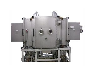 Cylindrical magnetron sputtering equipment